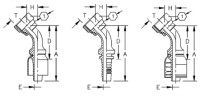 AEROQUIP 1S8FRA6