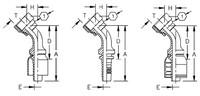 AEROQUIP 1S8FRA8