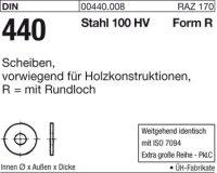 DIN440 R36x112x6
