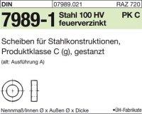 Scheiben,gestanzt 27/30x50x8