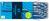 Druckkugelschreiber K 15 blau