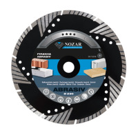 Nozar Diamant-Trennscheibe / 230x22,23 mm / Piranha Abrasiv # 6700204
