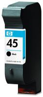 HP 45 black nyomtatófej | 42ml | dj880/890/895/930/950/959/1100/1120