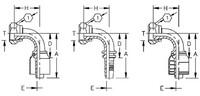 AEROQUIP 1A16BFA16