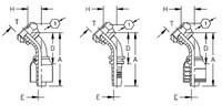 AEROQUIP 1S4BFA4