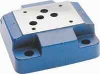 Bosch Rexroth G378/01 Subplate