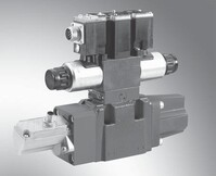 Bosch-Rexroth 4WRZM25E220-1X/6EG24N9ETK4/V
