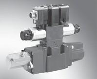 Bosch Rexroth 4WRZM25E220-1X/6EG24N9ETK4/V Proportional-Wegeventil