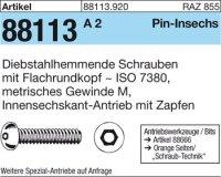 Sicherheitsschraube (I7380) M4x6