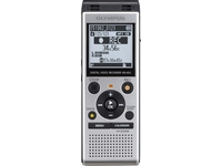 WS-852 4GB incl BatteriesSilver Digital