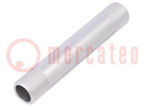 Jeladó tartozékok: alumínium cső; -25÷55°C; Sorozat: HBJD-40 - HBJD-LG-2