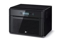 Buffalo TeraStation 4800 - 8 bays Desktop Diskless Enclosure NAS iSCSI - RAID 0/1/5/6/10/50/51/60/61 - 2xGbE Bild 1