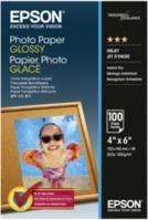 Epson Photo Papier Glans 10x15 cm 100 Vel 200 g
