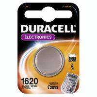 Duracell Lithium CR 1620 3V - 1er Blister