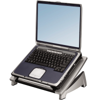 "Fellowes 8032001 stojak na notebooka Czarny 43,2 cm (17"")"