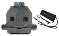 Gamber-Johnson SLIM Actieve houder Tablet/UMPC Zwart