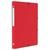 ELBA Boite de classement Memphis, dos de 2,5 cm, polypropylène 7/10e rouge