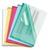 5 ETOILES Boîte de 100 pochettes-coin coloris assortis en polypropylène 14/100e assortis