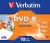 Artikelbild VER 43521 Verbatim DVD-R 4,7GB/16f pri. 1x10