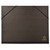 EXACOMPTA Carton à dessin avec élastiques vergé kraft noir 26x33cm noir