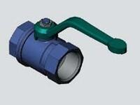 Bosch Rexroth KHNVN-G1/2-2233-12X Ball-valve
