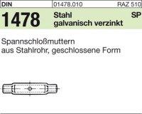 Reyher DIN1478 - SPM10 Spannschlossmutter