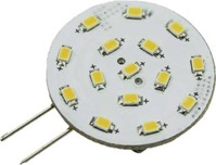 LED-Leuchtmittel G4 10-30VDC2700K125° 35087