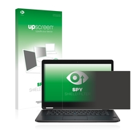 upscreen Spy Shield Filter Premium Blickschutzfilter für Dell Latitude 14 E7470 Non-Touch