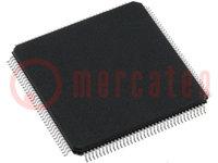 Microcontroller PIC; SRAM:128kB; 200MHz; SMD; TQFP144