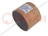 Kondensator: aluminium-polipropylen-papier; 3,9uF; 600VDC; ±5%