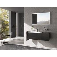 Produktbild zu KEUCO Black Concept Waschtisch-Möbel-Set, schwarz