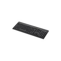 Fujitsu KB410 - Tastatur - USB - Russisch / Deutsch - Schwarz - OEM Bild 1