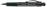 Druckbleistift GRIP PLUS Minenstärke: 0,7 mm, Härtegrad: HB, Schaft: met.schwarz