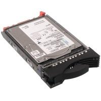 IBM FC Festplatte 300GB 10k 2Gb FC LFF 73P8005 73P8017