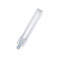 Osram Kompakt-Leuchtstofflampe Dulux S 840 G23 coolwhite 11W