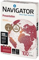 Igepa Group Navigator Presentation Kopierpapier A4 100g weiß sehr hohe Weiße