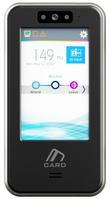 Genie AC1100SC smart card reader RS485 / Wiegand Black, Silver