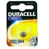 Bildbeschreibung zu Duracell D392 Knopfzellen