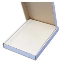 Boîte de 100 Pochettes document ci-inclus sans annotation, Format C5 : 225 x 165 mm transparent
