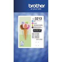 BROTHER Multipack LC 3213 4 couleurs