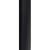 CLAIREFONTAINE Rouleau de papier Kraft couleur 65g. Format 10x0,7m. Coloris Noir