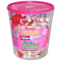 Candy Lipstick, Süßwaren Lippenstift, 100 Stück