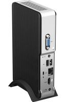 Intel DE3815TYKHE BGA1170 1.46GHz E3815 UCFF Zwart, Zilver