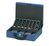 Cash Box with Euro Counting Tray, 30 x 24,5 x 9,3 cm