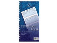 CHALLENGE - PETTY CASH BOOK - 200 FORMS - 280 X 152 MM - DUP