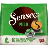 Senseo® Kaffeepad Mild 16 x 6,9 g/Pack.
