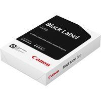 Canon schwarz Label Zero FSC 80 g/m² A4-Papier – 500 Blatt Bild 1