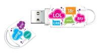 USB-STICK INTEGRAL FD XPRESSION 8GB TXT