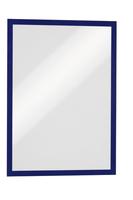 Durable DURAFRAME magnetic frame A3 Blue