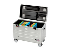 PARAPROJECT® Case i20 KidsCover, silber, EU-Version